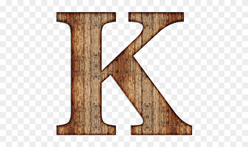 graphic relating to Printable Letter K named Clip Artwork Picket Absolutely free Printable Papercraft - Letter K