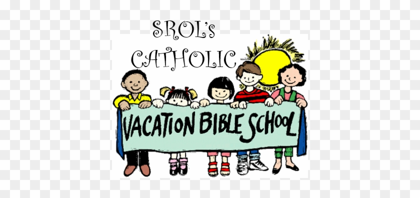 Catholic Vacation Bible School Here At St - Vacation Bible School Children #1463656