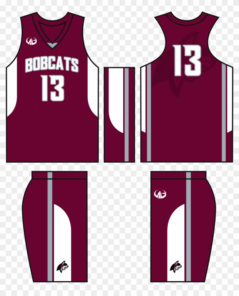 buy popular a70f7 7d4a4 Basketball Jersey Design 2018 - Free Transparent PNG Clipart ...