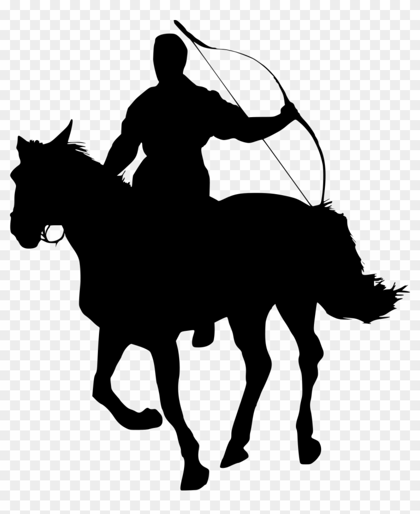 Hulk Clipart Silhouette Cowgirl On Horse Silhouette Free Transparent Png Clipart Images Download