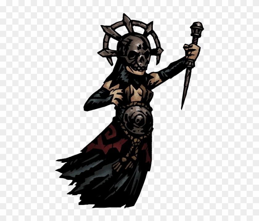 Witch Doctor Darkest Dungeon #1467049