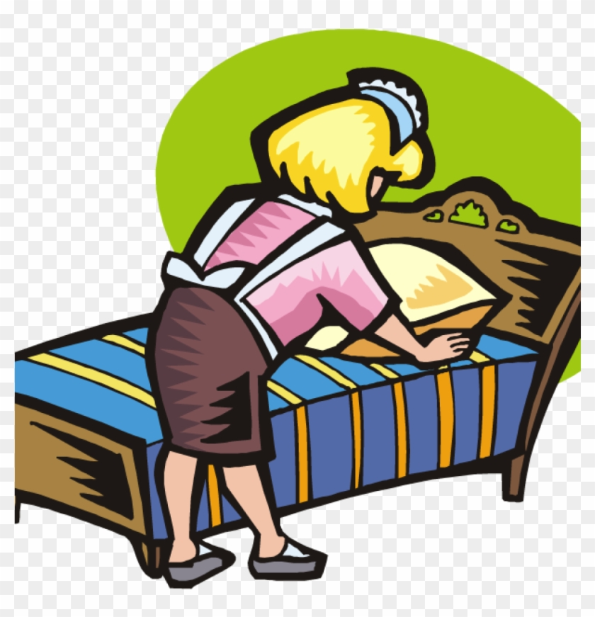Make Your Bed Clipart 28 Collection Of Make My Bed Making The Bed Cartoon Free Transparent Png Clipart Images Download