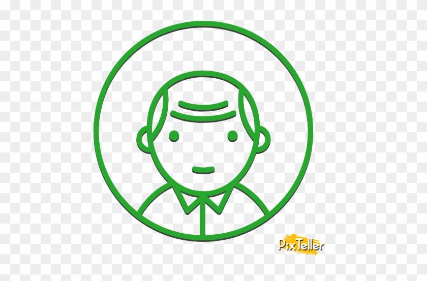 Green, Smile, Line, Art, Clip, - White Basketball Logo #1469537