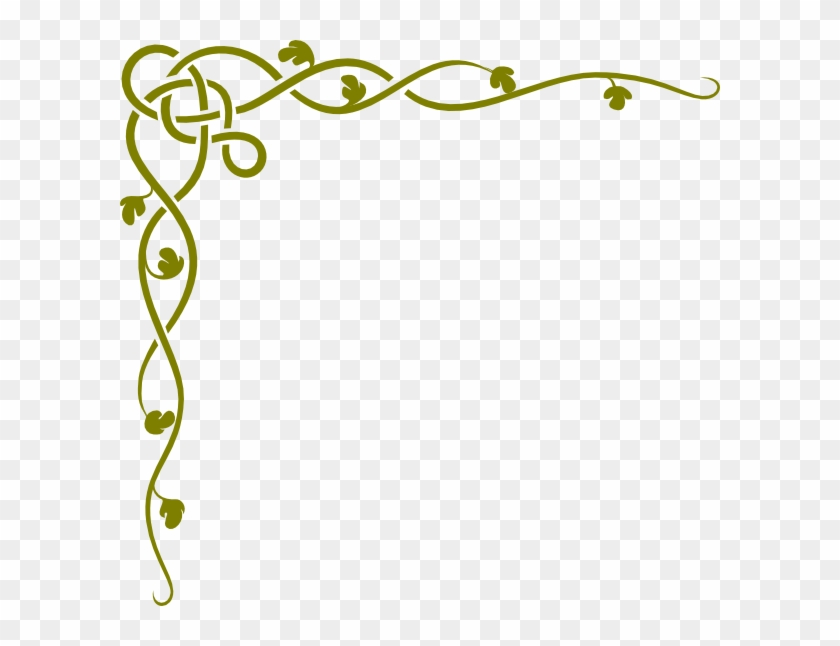 Gold Border Design Png #1471526