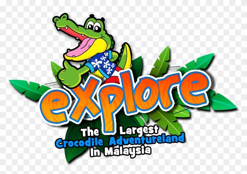 Crocodile Adventureland Langkawi Admission Ticket Only - Langkawi Crocodile Adventureland Brochure #1473557