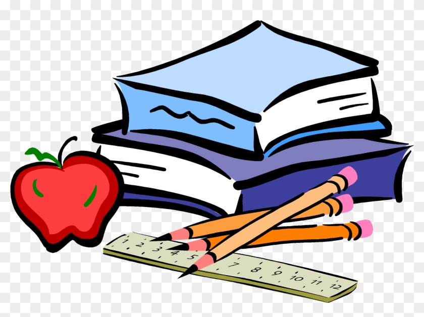 Alternatives To Retention - School Supplies Clip Art #230996