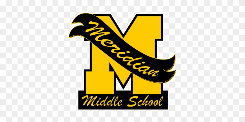 Places Clipart Middle School - Meridian Middle School Chiefs #231030