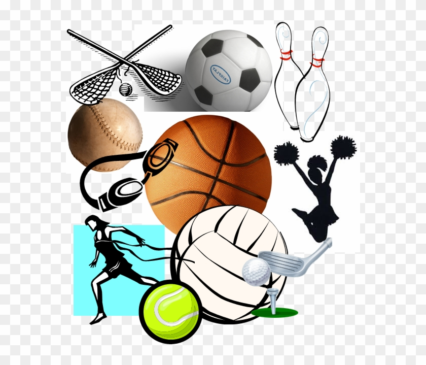 Sport Clipart High School Sport - High School Sports Graphic #231077