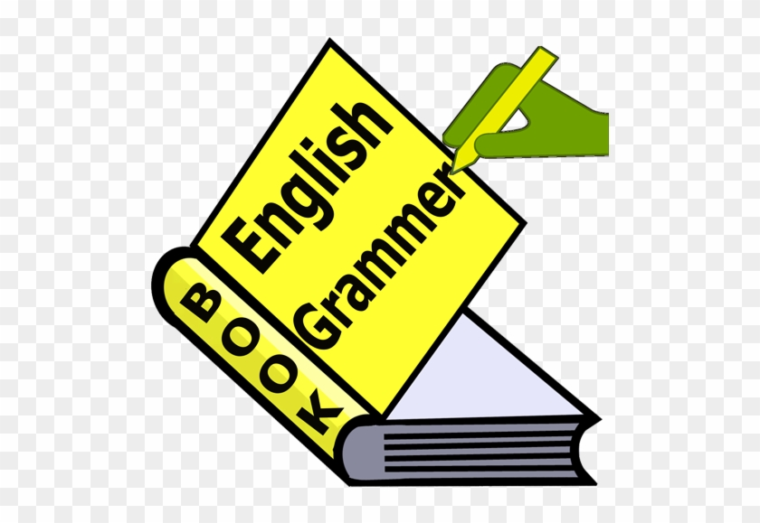 Knowledge Clipart Grammar Book English Grammar Book Png Free