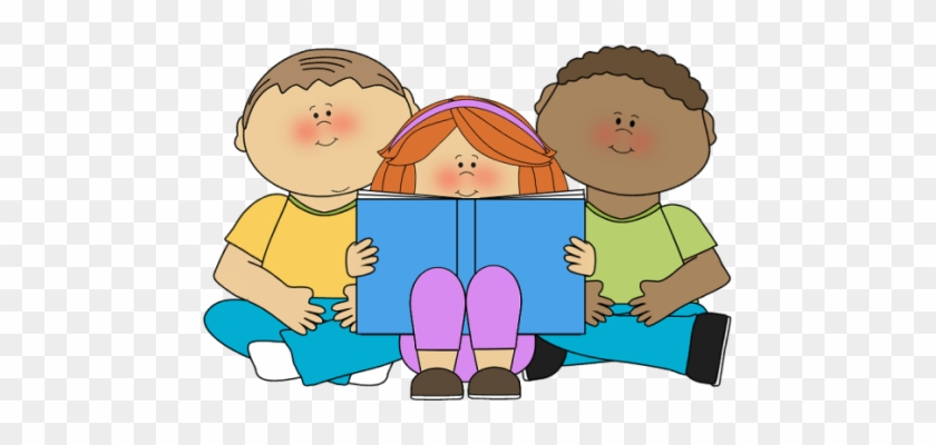 Also, Thanks To Literacy Day In Spring, A Group Of - Book Buddies Clip Art #231140