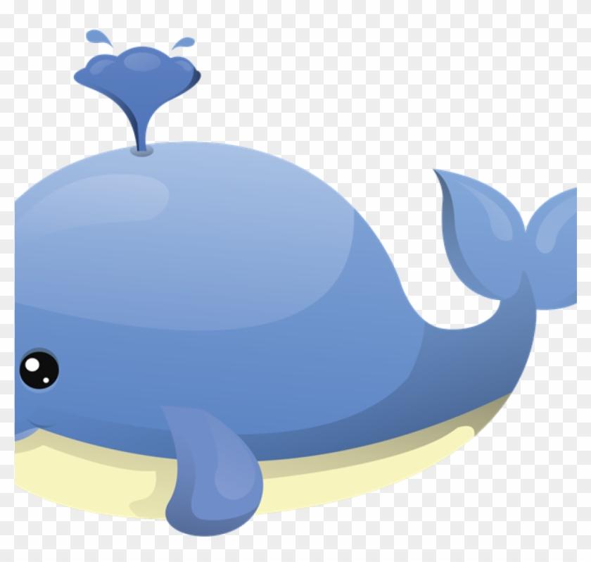 Whale Clipart Cartoon Whale Clipart Clipartfest Whale - Cute Baby Whale Clipart #231217