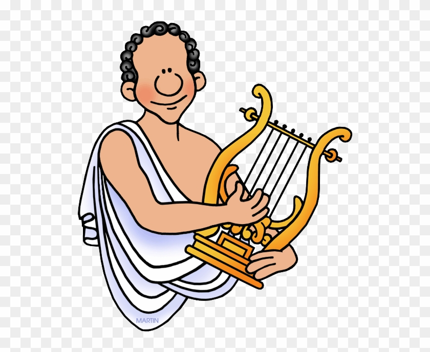 Ancient Greek And Roman Gods, Characters And Creatures - Roman