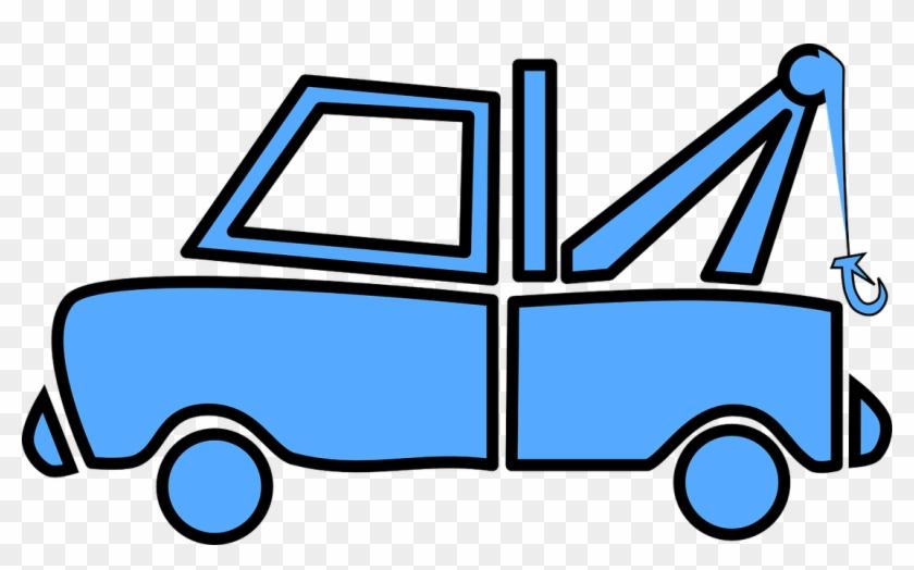 Transportation 20clipart - Tow Truck Clip Art #231658