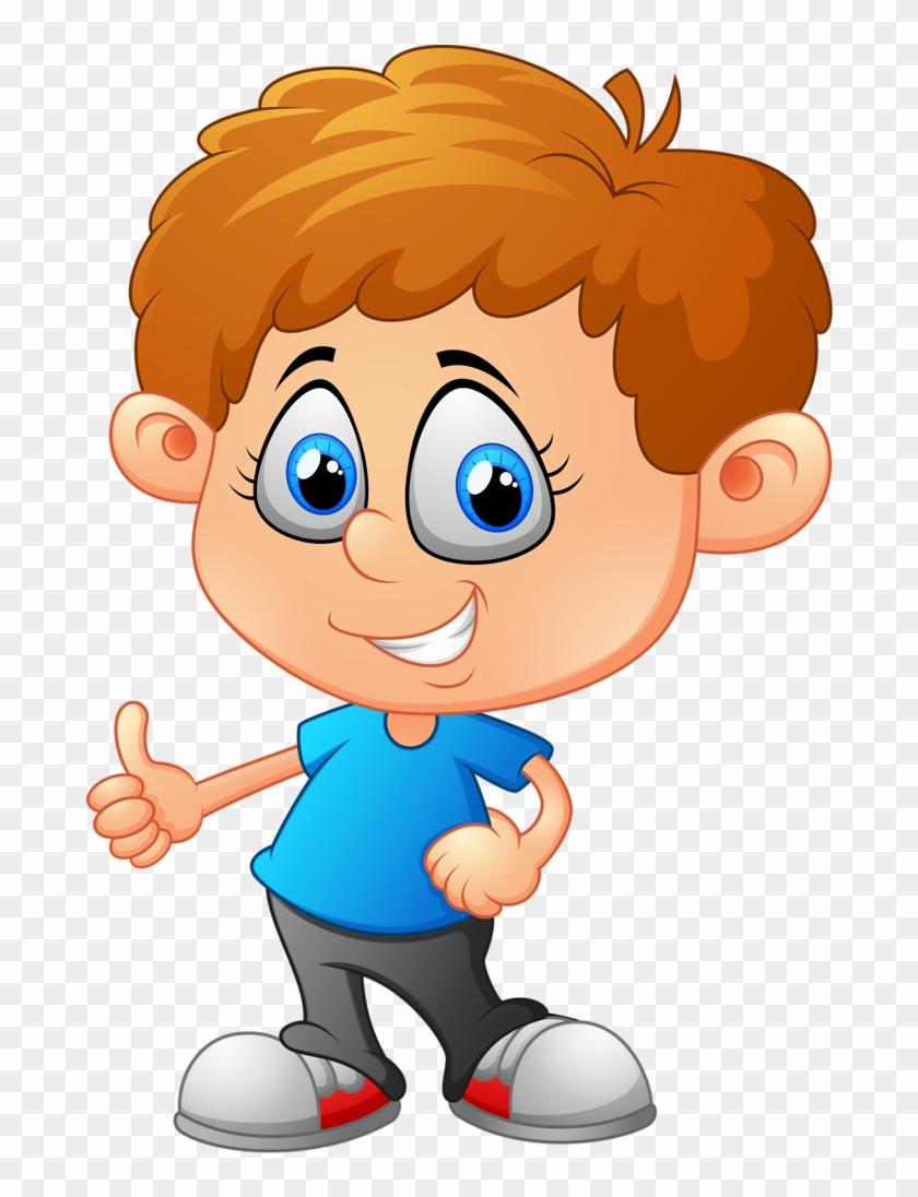 Png Cartoon Big Eye Boy #231842