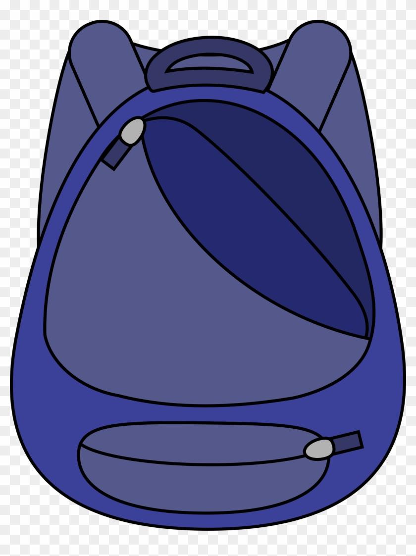 Medium Image - School Bag Clipart #231864