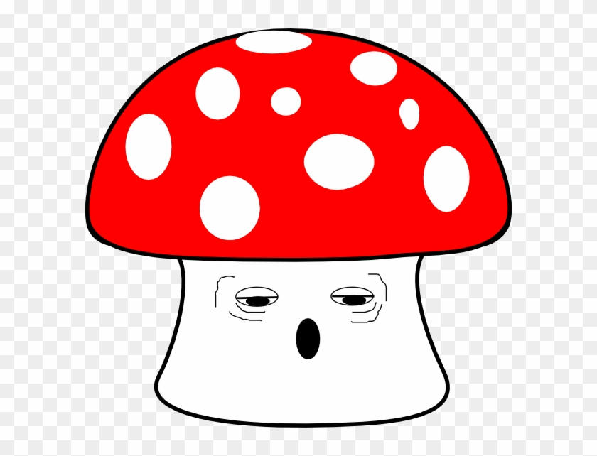 Tired Mushroom Clip Art At Clker - Madonna You Can Dance #231950