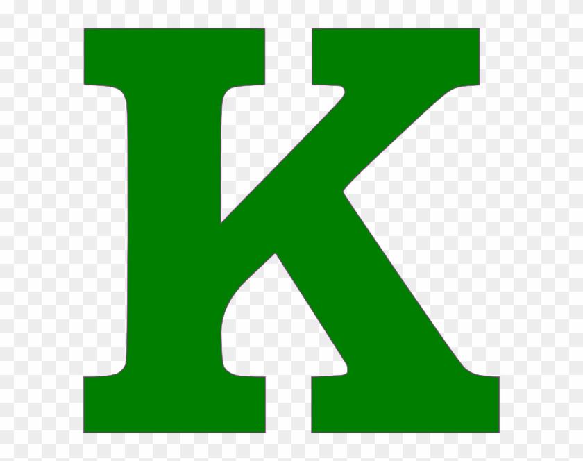 Letter K Clipart - Letter K Clipart #232147
