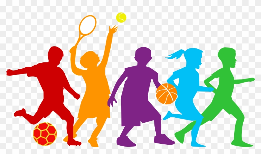 Kids Playing Sports - Adhd Sport - Free Transparent PNG Clipart Images  Download