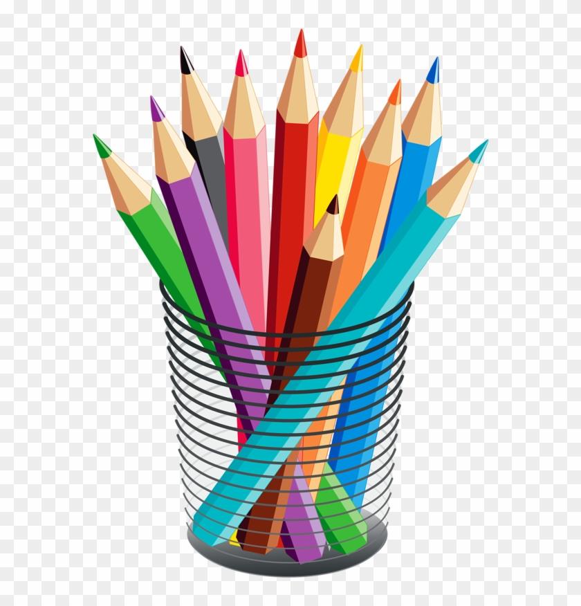 Tubes Ambiances Déco - Pencil Colors Vector #232426