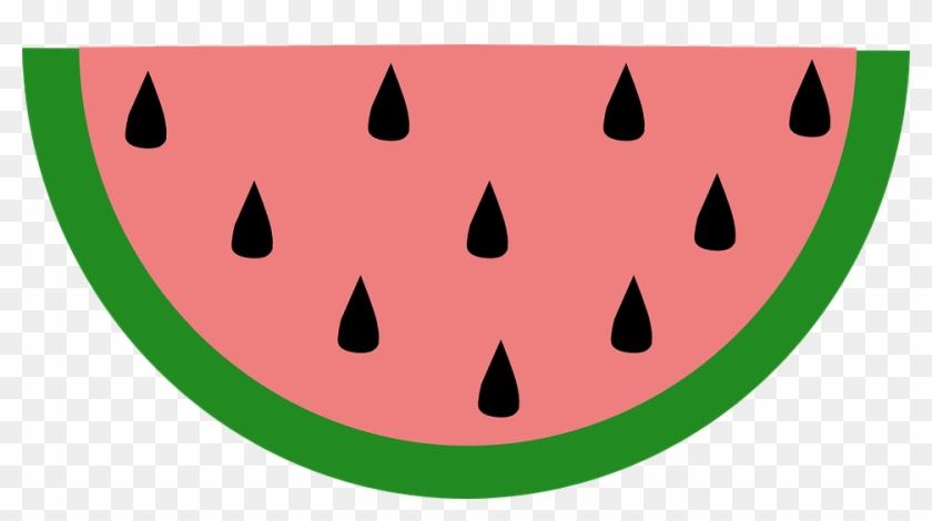 Watermelon Slice Free Download Clip Art On - Clip Art Watermelon Slice #232575