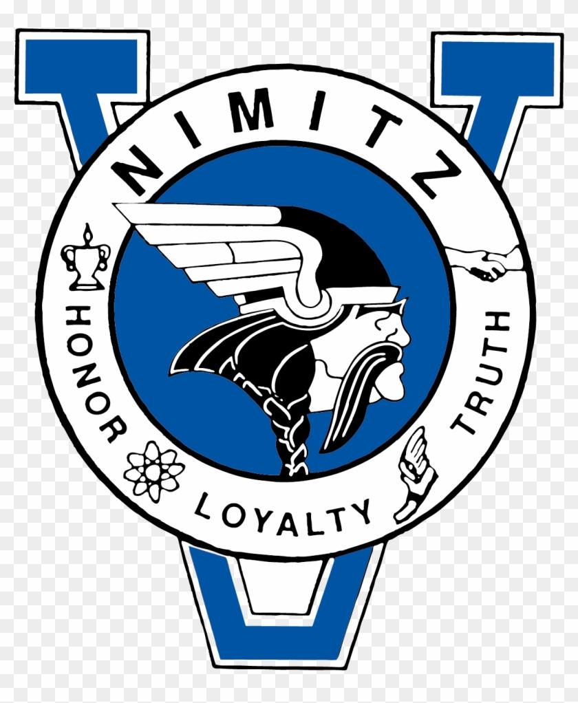 Nimitz High School Official Logo - Nimitz High School Mascot #232811