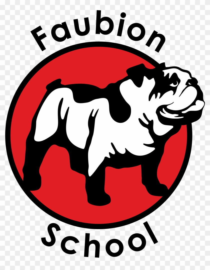 Full Color Png Flie , Suitable For Most At Home Printing - Faubion Bulldog #232923