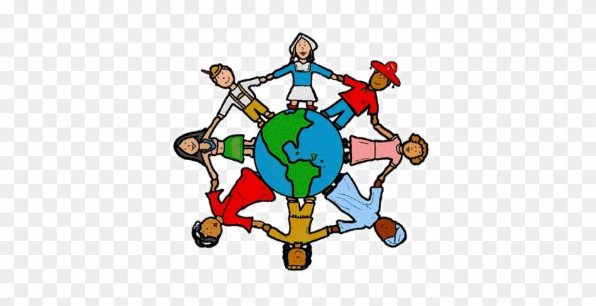 Culture And Diversity In Early Childhood Education - Social Studies Clipart #233206