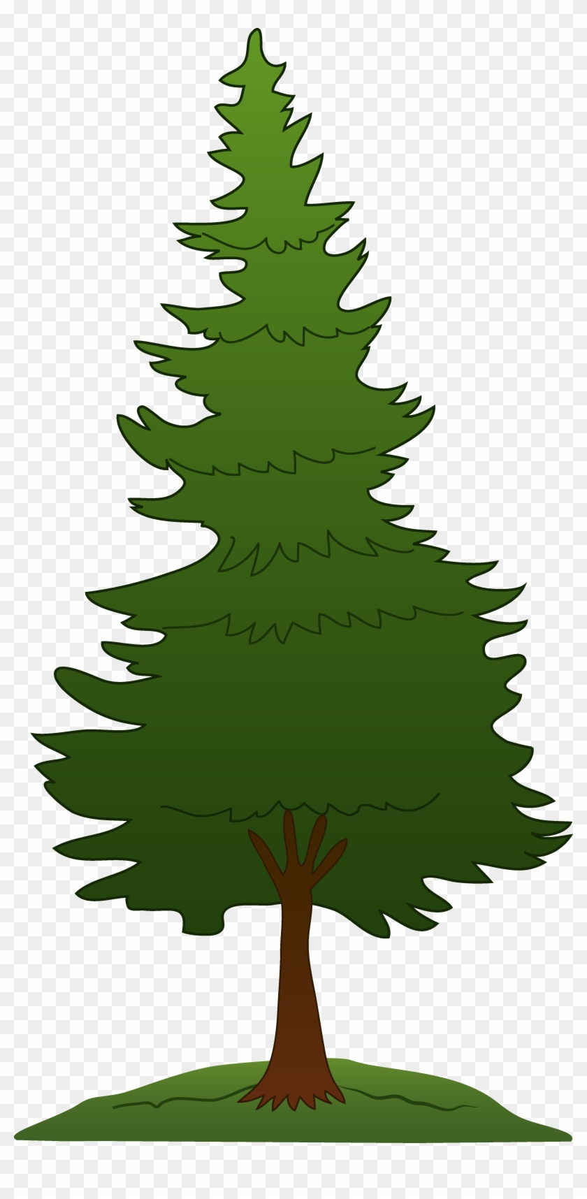 Best Of Tree Clipart - Clip Art Pine Tree #233333