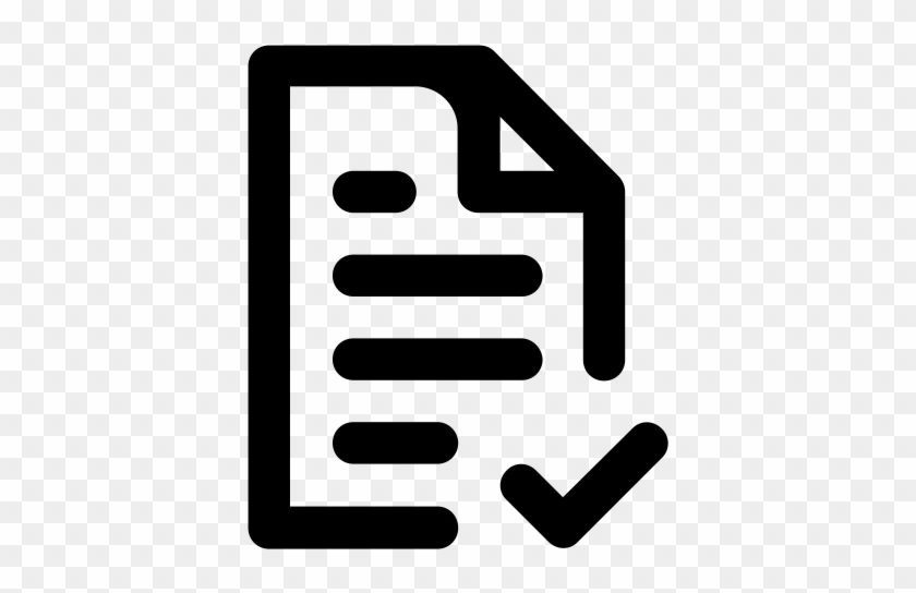 Review And Accept The Author Agreement Certification Icon Free