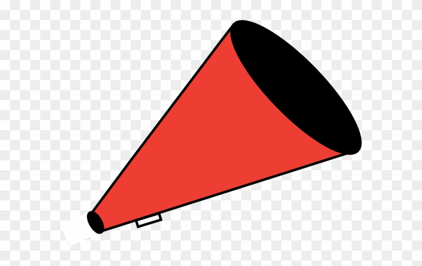 Cool Cheer Megaphone Clipart Clip Art Cliparts And - Red Megaphone Clipart #233840