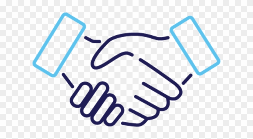 Handshake Vector - Free Transparent PNG Clipart Images Download