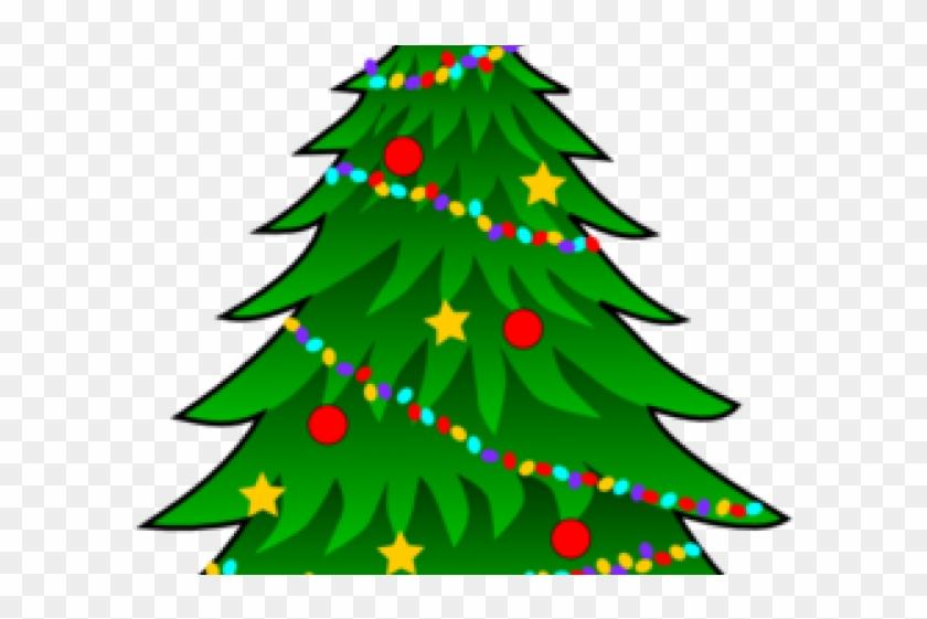 Bulb Clipart Christmas Tree Light - Bulb Clipart Christmas Tree Light #1483932