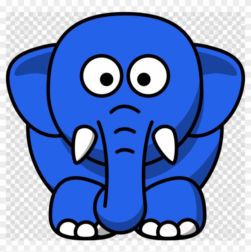 Download Cartoon Elephant Clipart Elephants African - Download Cartoon Elephant Clipart Elephants African #1485134