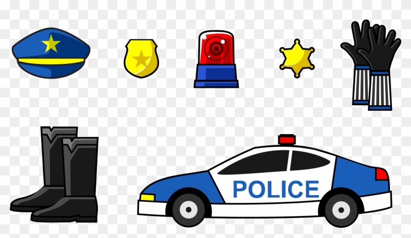 Police Officer Car Badge - Police Officer #234133