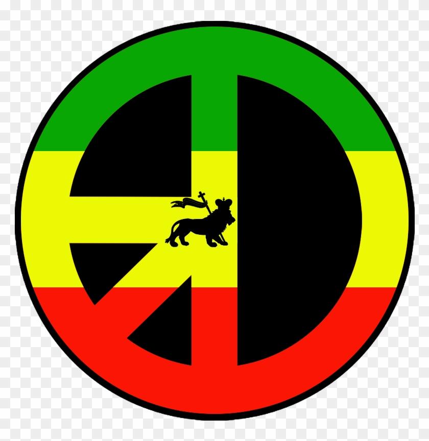 Weed Symbol Wallpaper Reggae Peace Logo Free Transparent Png