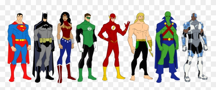 Justice League By Jsenior On Deviantart - Young Justice Flash #234298