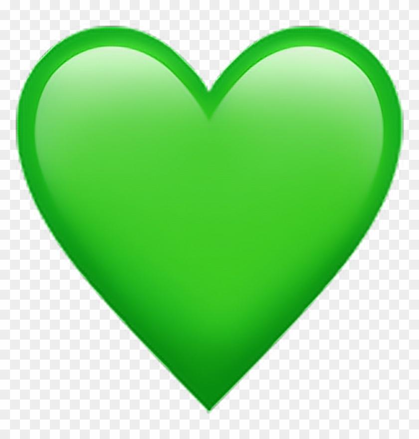Emotions Emotion Emoji Heart Whatsapp Green
