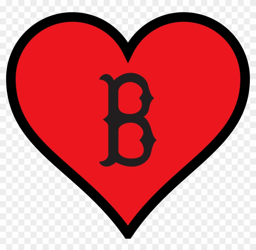 Pray For Boston Heart 20 555px - Heart For Valentines Day #234801