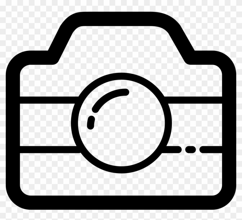 Png File - White Camera Icon Vector #234967