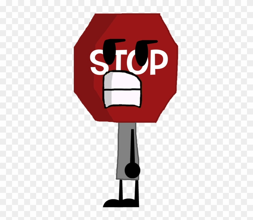 Ss - Bfdi Stop Sign #235210
