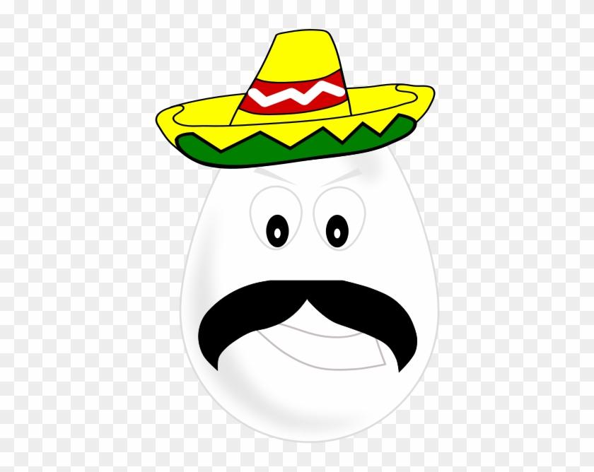 Free Mexican Egg - Mi Primer Cinco De Mayo Bib #235417