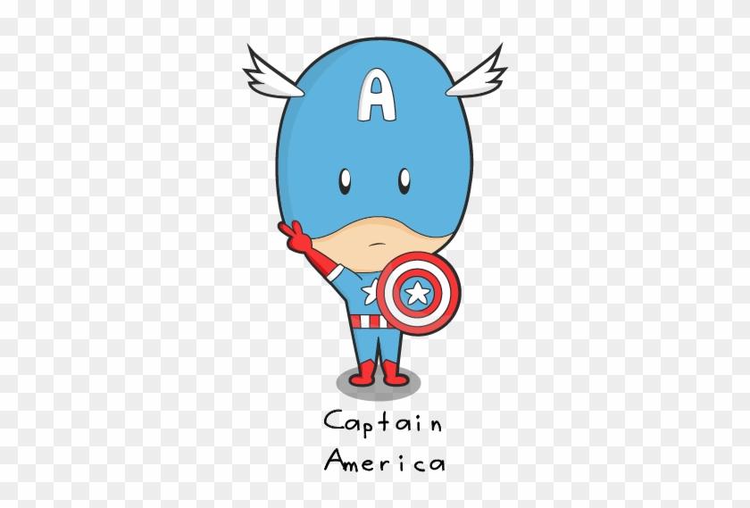 Baby Superheroes By Jess Tan, Via Behance - Cute Chibi Chibi Iron How To Draw Iron Man #235446