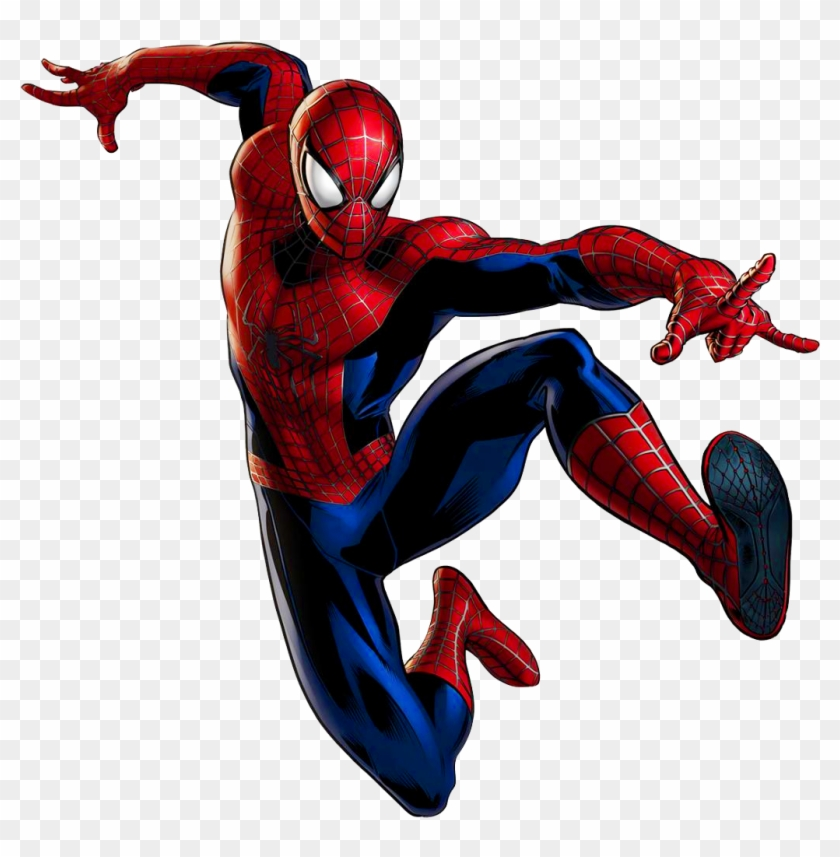 Spider-man Png - High Resolution Spiderman Png #235464