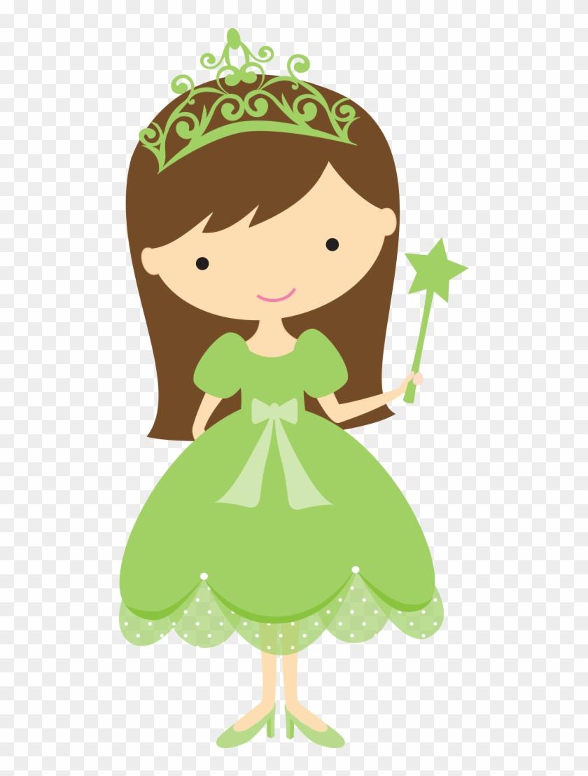 María José Argüeso - Princess And Pirate Invitation Card #235479