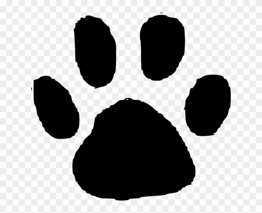 photograph relating to Free Printable Animal Tracks titled Elephant Define Printable - Animal Footprint - Totally free