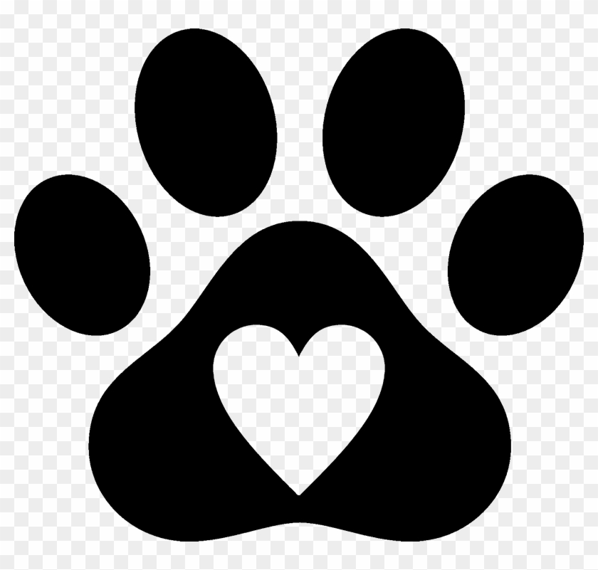 Paw Print With Heart Rubber Stamp Paw Print Heart Transparent Free Transparent Png Clipart Images Download Download this dog and cat paw print vector illustration now. paw print with heart rubber stamp paw