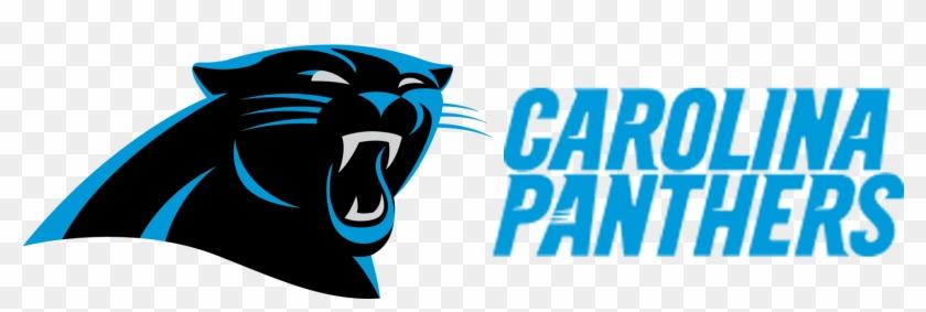 Carolina Panther Clipart - Carolina Panthers Logo Png #235851