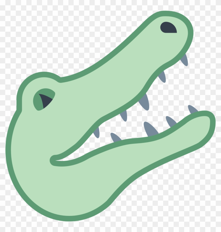 Alligator Icon Free Download At Icons8 - Alligator Icon #235959