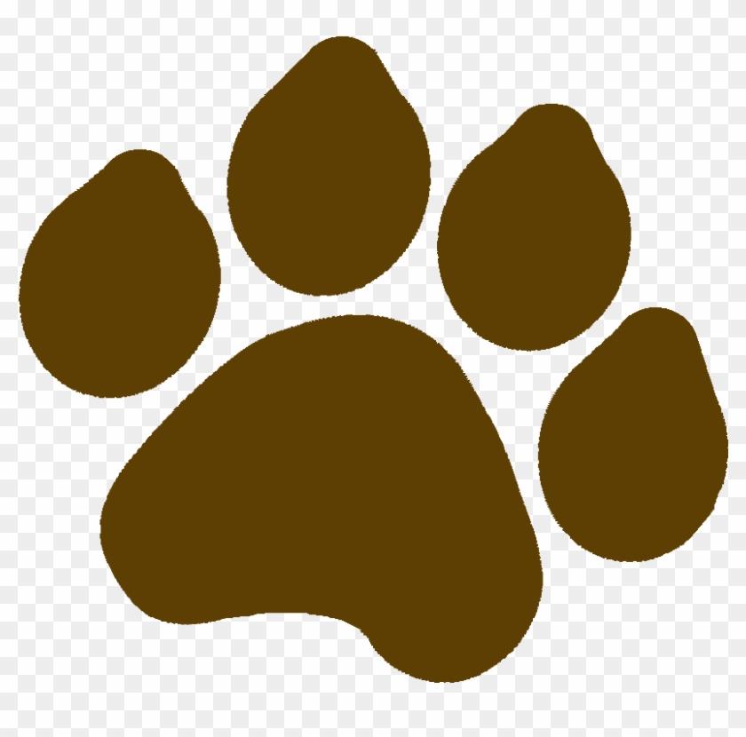 Dog Paw Cat Printing Clip Art Google Images Paw Print Free