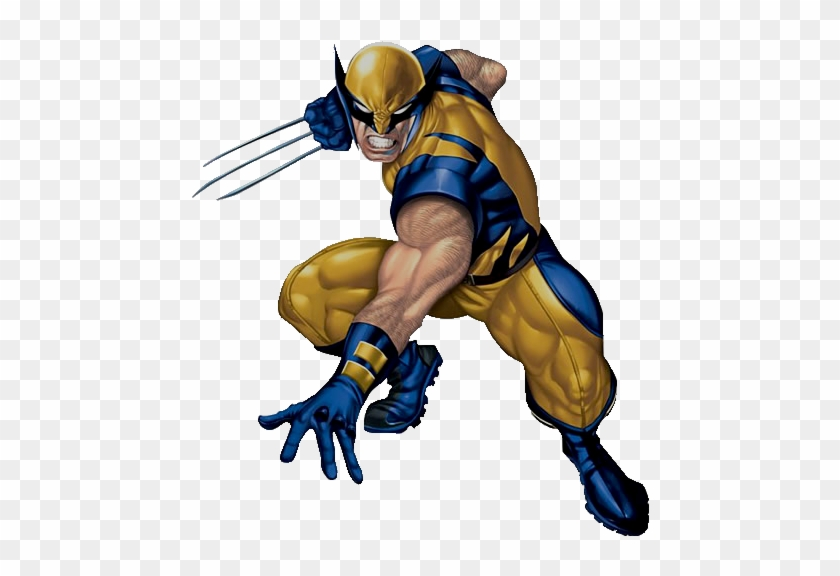 Download Wolverine Free Png Photo Images And Clipart - Roommates Wolverine Peel & Stick Giant Wall #236112